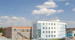 Административное здание с производственными корпусами ЗАО «Вольна» в п.Валерьяново