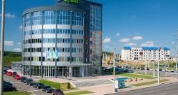 Бизнес -центр  по ул. Гинтовта в районе МКАД в г. Минске